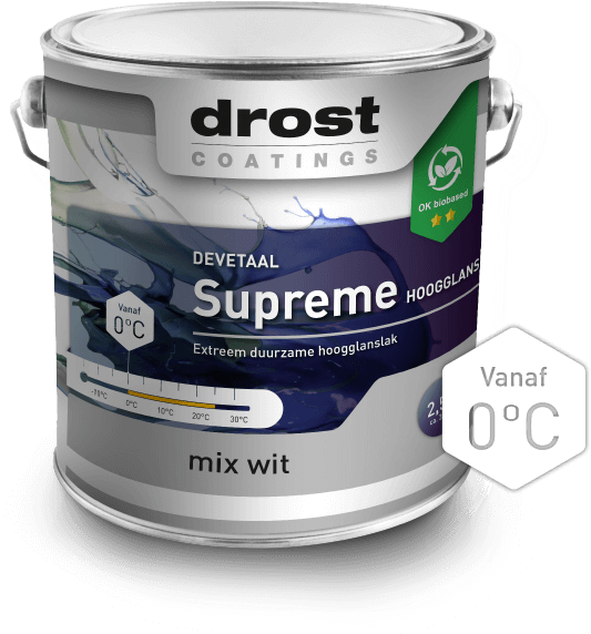 Devetaal Supreme lijn | Drost Coatings
