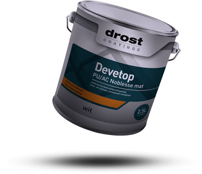 Drost Coatings | Devetop Noblesse zijdeglans