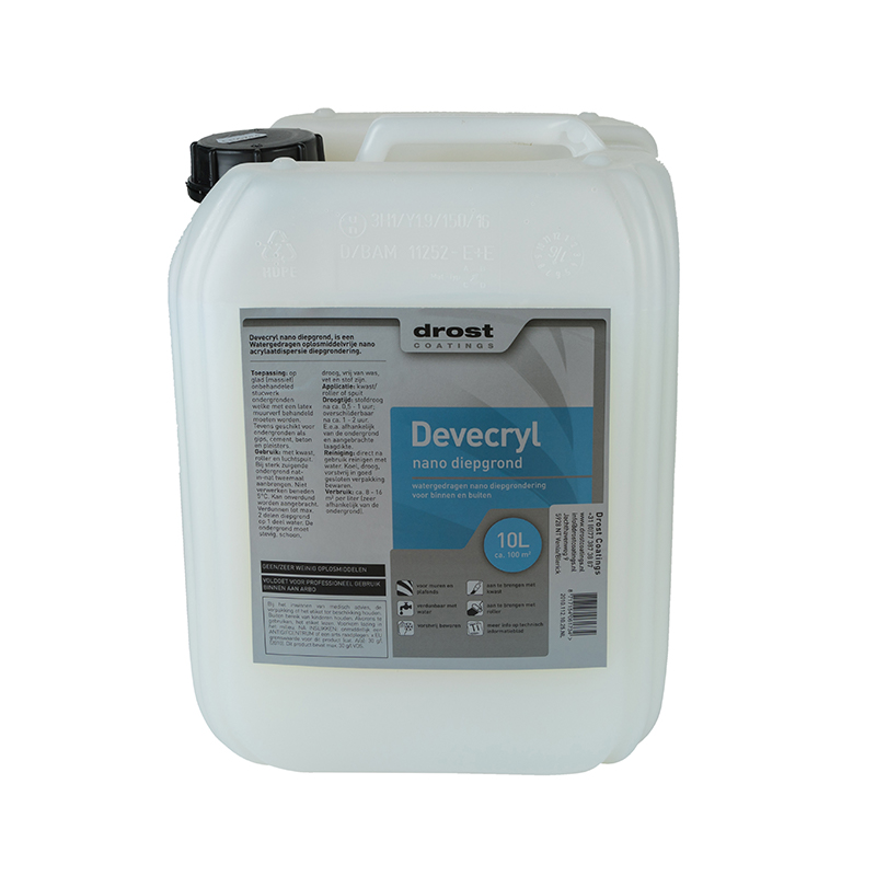 Drost Coatings | Product | Devecryl Nano Diepgrond (2010)