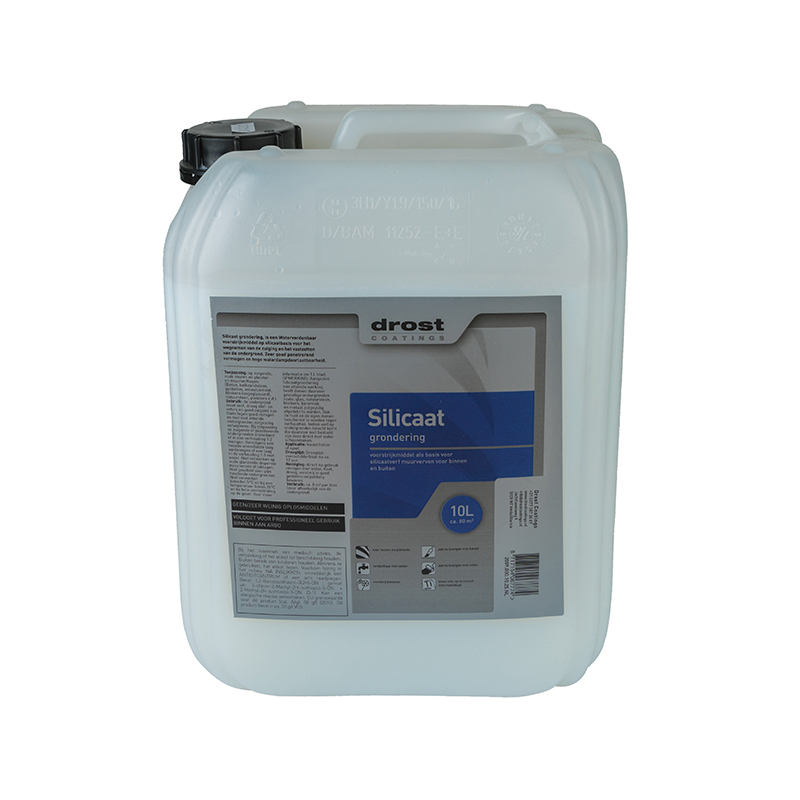 Drost Coatings | Product | Silicaat Grondering (2009)