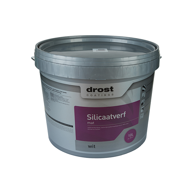Drost Coatings | Product | Silicaatverf (2209)