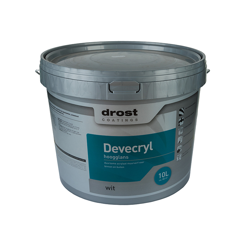 Drost Coatings | Product | Devecryl Hoogglans (2202)