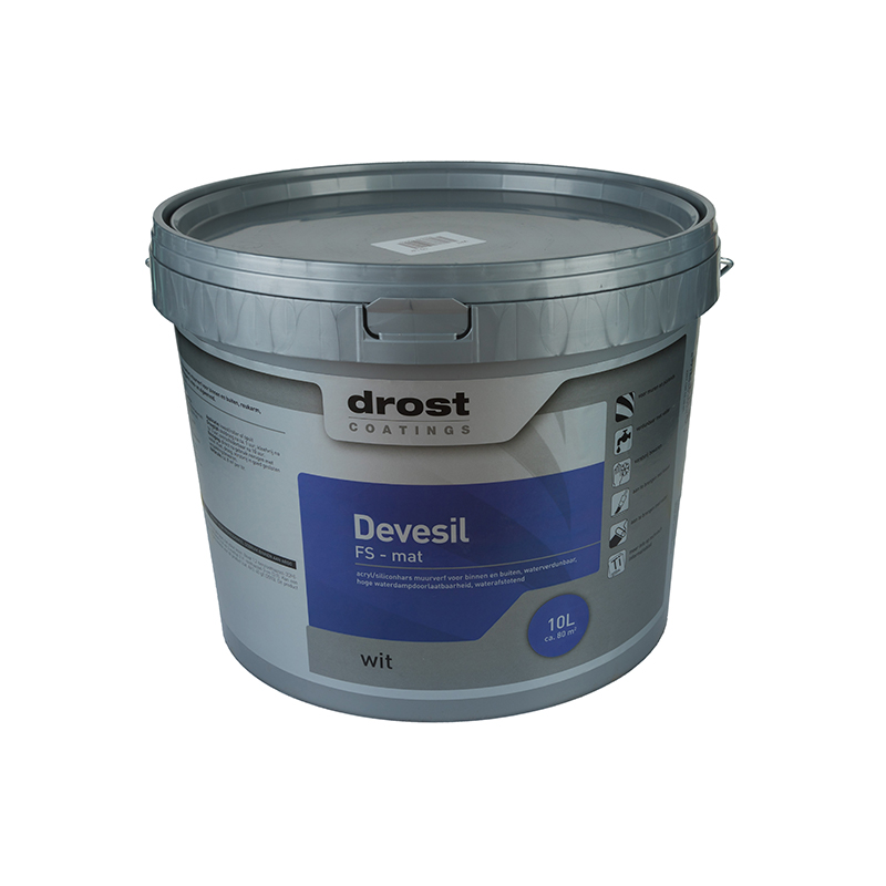 Drost Coatings | Product | Devesil FS (2207)