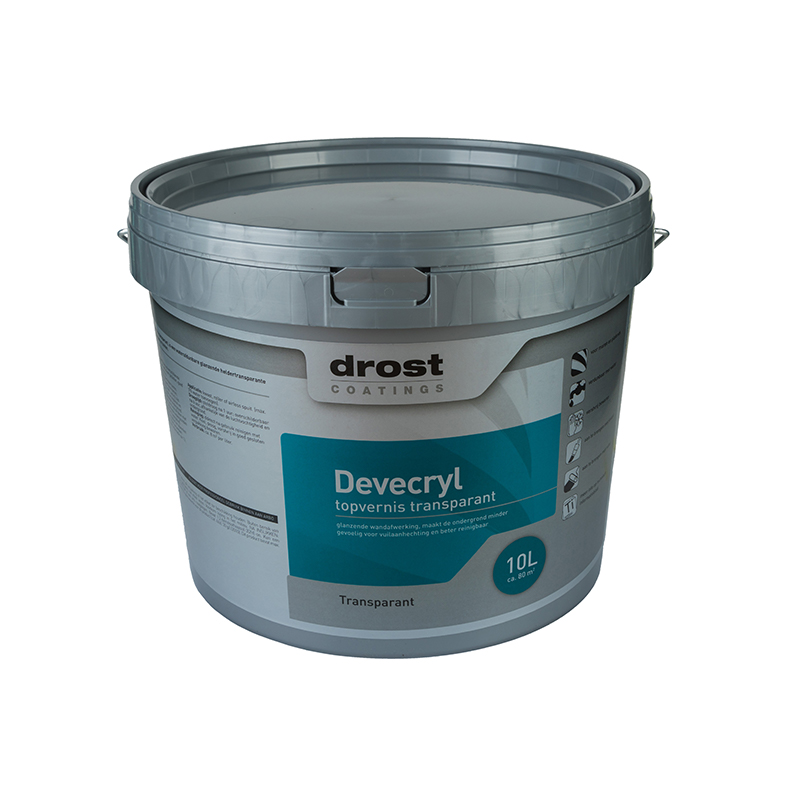 Drost Coatings | Product | Devecryl Topvernis (2206)