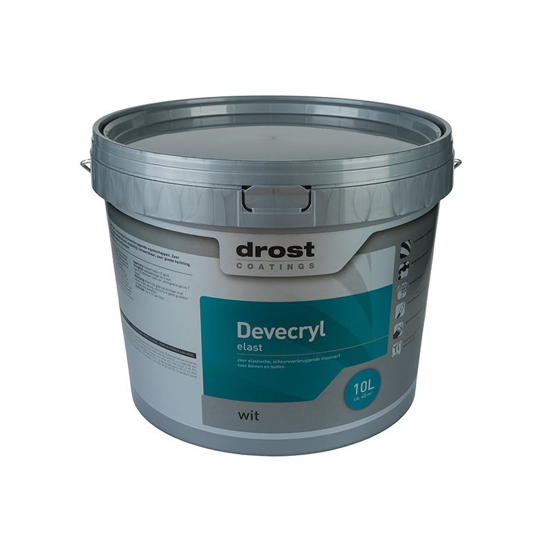 Drost Coatings | Product | Devecryl Elast (2204)