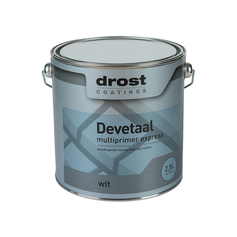 Drost Coatings | Product | Devetaal Multiprimer Express (1008)