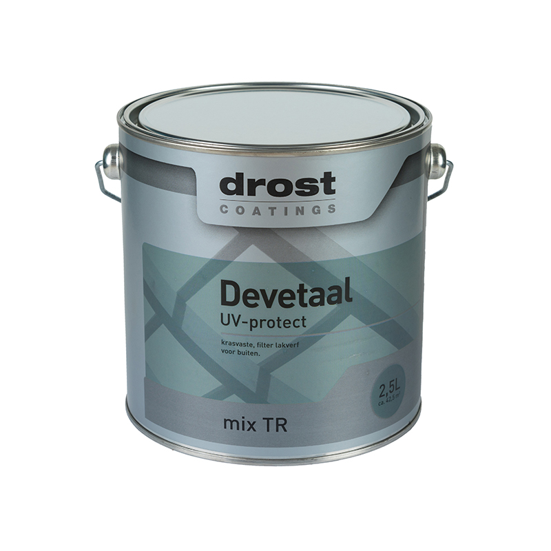 Drost Coatings | Product | Devetaal UV-Protect (1204)