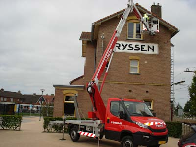 Drost Coatings | Referentie | NS station Rijssen